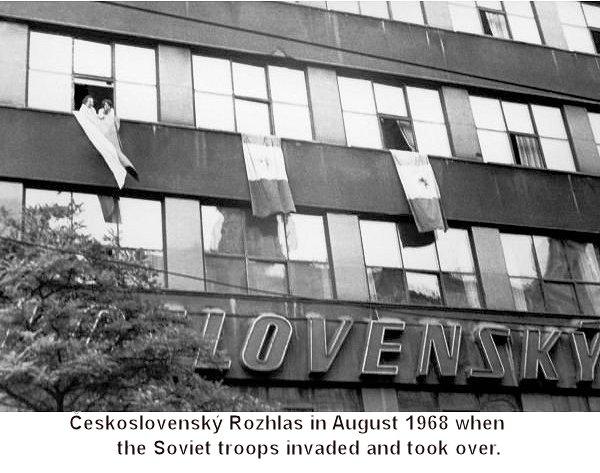 Československý Rozhlas 1968