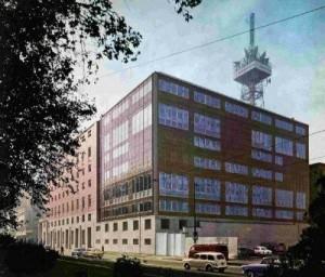 RAI Milano studios