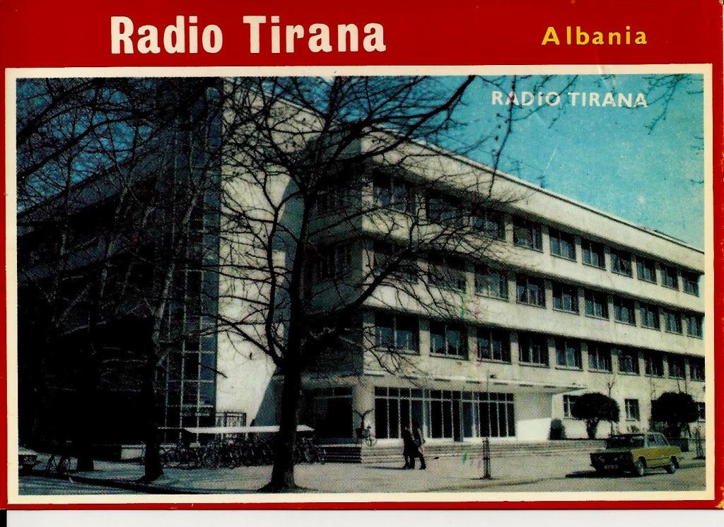 RADIO-TIRANA, REKORD NE GJUHET TE HUAJA MES RADIOSTACIONEVE BALLKANIKE