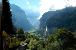 Lauterbrunnental or Lauterbrunnen Valley - Courtesy of Wikipedia